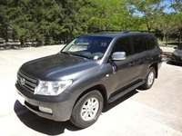 Vendo Toyota Land Cruiser VX 200 AT, 2010. - Camionetas / 4x4 - Suscal