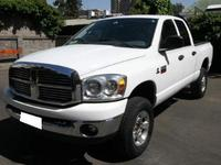 Vendo Dodge Ram 2500 Cabina Doble 2008  - Camionetas / 4x4 - Catamayo