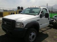 Vendo cabezal de pick up 2007 Ford F-450 en Guaranda - Camionetas / 4x4 - Guaranda