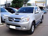 Vendo Pick up 2006 Toyota Hilux Srv 3.0 4x4 en Santo Domingo - Camionetas / 4x4 - Santo Domingo