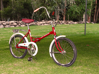 De Oportunidad Bicicleta Plegable Steed/Light Roadster - Bicicletas - Cuenca