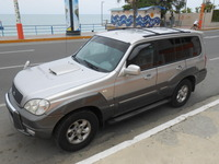 Vendo Hyundai Terracan 2006 2.9 Turbo Diesel - Autos - Salinas