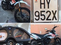 Vendo Moto Champion Z1 200cc 2014 - Motos / Scooters - Quito