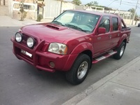 VENDO CAMIONETA NISSAN FRONTIER 4X4 DC DIESEL  - doble cabina