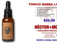 Tonico Barba Larga - productos quimicos