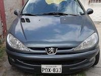 PEUGEOT 206, 90 000 km - Autos - Quito