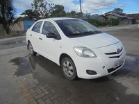Vendo Toyotas Yaris sedan 2008 en buen estado  - Autos - Pastaza