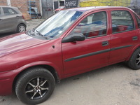 Corsa wind 2002, motor 1.6 sedan, aire acondicionado - Autos - Quito