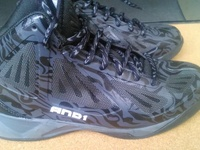 Zapatos Basketball marca AND1 pro talla 40 Usa7 flamantes de oferta en marathon a 119 - Deportes - Quito
