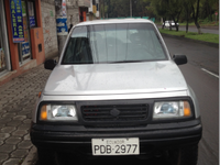 JEEP CHEVROLET VITARA 4x4 - Autos - Quito