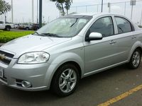 CHEVROLET AVEO EMOTION 2014 - Autos - Guayaquil