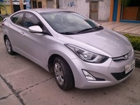 HIUNDAY ELANTRA 2014.   - Autos - Machala