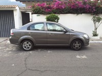 Vendo aveo emotion 2015 - Autos - Quito
