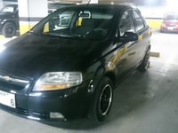 Chevrolet Aveo Activo 2011 - Autos - Quito