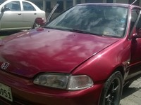 HONDA CIVIC DEL 93  - Autos - Quito