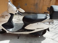VENDO MOTO HONDA ELITE - Motos / Scooters - Quito