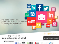 BBMDIGITAL - Agencia de Publicidad y Marketing Digital - Internet / Multimedia - Quito