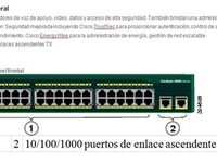 Switch Cisco Catalyst Ws-c2960-48tc-s Administrable L2 PRECIO NEGOCIABLE - Computadoras / Informática - Quito