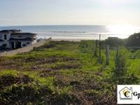 TERRENO FRENTE AL MAR EN SAN JOSE SANTA ELENA / OCEAN FRONT LAND FOR SALE  - montanita