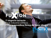Distribuidor Independiente FUXION  - distribuidor