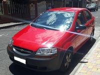 VENDO AVEO FAMILY AÑO 2013 PRECIO NEGOCIABLE - Autos - Quito