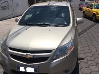 Se vende Chevrolet Sail semifull - Autos - Quito