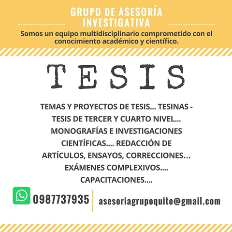 TESIS DE ADMINISTRACIÓN DE EMPRESAS, MARKETING, INGENIERÍA INDUSTRIAL, CAPITAL HUMANO - Universidades - Todo Ecuador