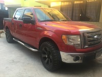 VENDO FORD F 150 DOBLE CABINA AÑO 2011 - doble cabina