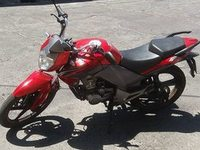 se vende una moto china - Motos / Scooters - Quito