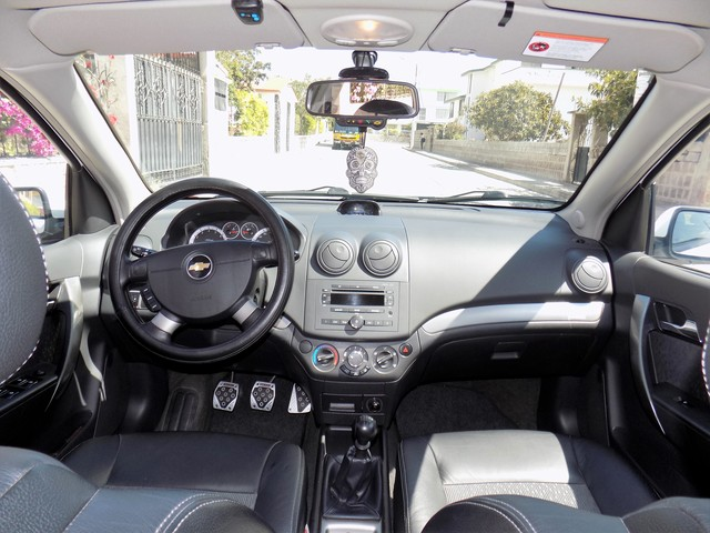 Vendo Chevrolet Aveo Emotion Advance Ao 2013 Versin Full Autos