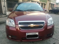 CHEVROLET AVEO EMOTION  - Autos - Guayaquil