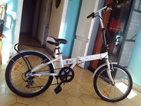 Bicicleta Plegable Boomerang Urban Beach Club - Bicis - Barcelona