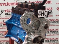 Motor ford trasnit 2 5d tipo 4hc - Recambios de Coches - Madrid