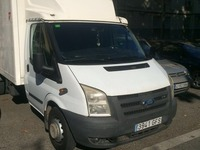 Ford transit carrozada - Camiones - Barcelona