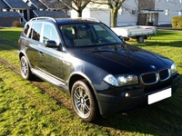 BMW X3 2.0 D 2006 180 534 km - Coches Nuevos - Agost