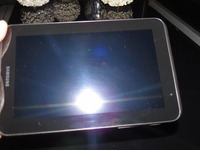 Samsung GALAXY Tablet 2 (7.0)  GT-P3113,  8GB de memoria interna  , WiFi, Android 4.1 - Computadoras / Informática - Distrito Central
