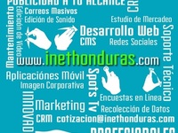 Desarrollo De Sitios Web Profesionales - Internet / Multimedia - Distrito Central