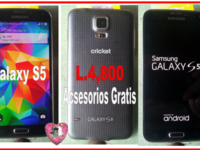 Celulares Samsung Galaxy S5 y S4 Normal y Active  - celulares