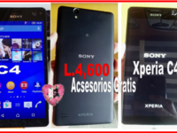 Sony Xperia C4 OctaCore 16Gb 2Ram Flash para Selfies Frontal 5Mpx - Celulares / Electrónica - San Pedro Sula