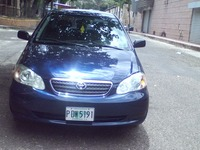 SE VENDE TOYOTA COROLLA 2007 RECIEN INGRESADO - Autos - Distrito Central