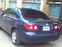VENDO UN TOYOTA COROLLA 2007, AUTOMATICO, RECIEN INGRESADO - Autos - Distrito Central