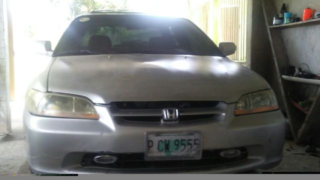 VENDO HONDA ACCORD 1999 - Autos - Nueva Arcadia