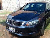 Vendo auto Accord Ex 2008 - Carros - Zapopan
