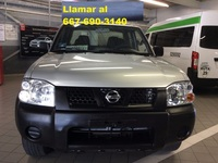 NISSAN FRONTIER 4X4 MODELO 2014 - SUVs / Vans / Pickups - Chihuahua