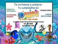 Salón Bubble Party  - Servicio de Fiestas - Tampico
