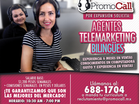 PROMOCAL SOLICITA PERSONAL  - Marketing y Publicidad - Tijuana