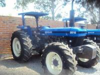 tractor agricola New holland Tm120 - caballos