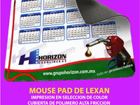 Mouse pad de lexan ideal para mouse optico - Otras Ventas - Distrito Federal