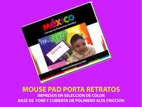 MOUSE PAD PORTA RETRATOS A TODO COLOR - Compras en General - Distrito Federal