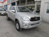 toyota hilux doble cabina - Carros - Aculco
